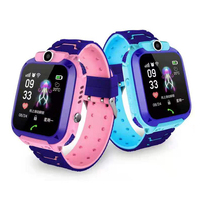 Gps Tracker Kids Smart Watch 4G Sim Card Android Sport Water Proof Wear Os Bracelet Wristband Big Screen Child Smart Phone Watch
