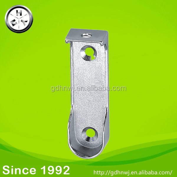 Furniture wardrobe fittings clothes hanging pipe support