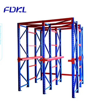 fifo racking system, top hot!