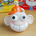 Custom monkey keychain,Custom plastic monkey keychain,Monkey shaped custom makde keychains pvc