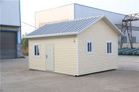 Deployable within or portable prefabricated container economic prefab house villa