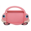 cute universal shock proof case for iPad 2/3/4 with back stand