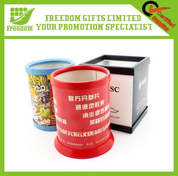 Customized Logo Branded Promotional Pen Holder