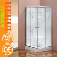 low tray shower room shower bath glass screen and office sliding glass window KW073