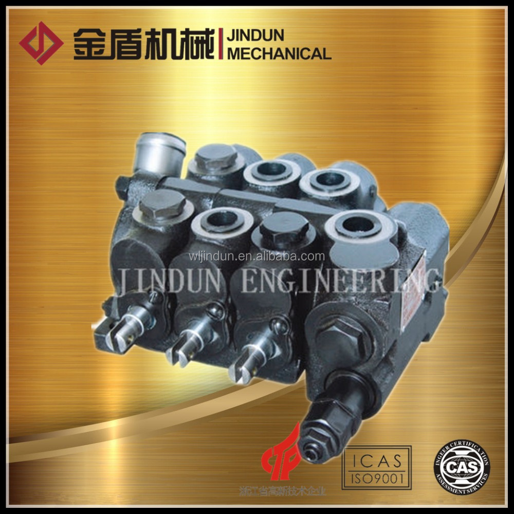 CDB-F15 transmission parts backhoe hydraulicoil control hydraulic valves farm machinery parts