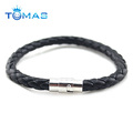 Most popular fashion genuine leather bracelet