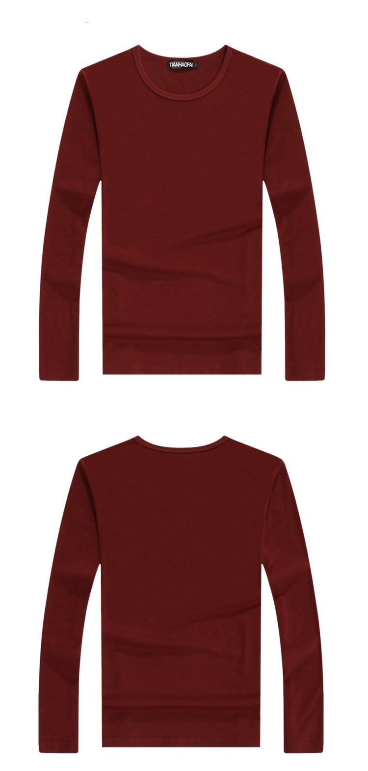 Plain blank custom printing long sleeve t shirts buy for Personalized long sleeve t shirts