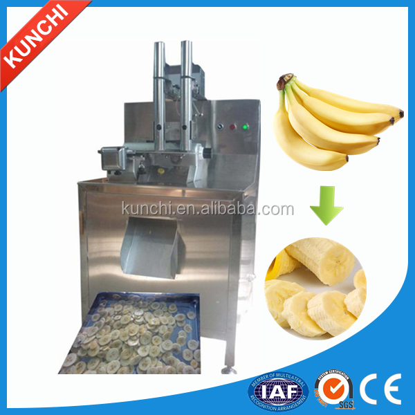 PLC controlled pisang slicing machine with best price