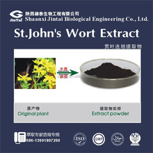 Manufacture extract powder Aerial parts in blossom St John's wort P.E.