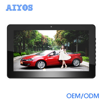 OEM ODM large screen tablet pc Elevator advertising screen