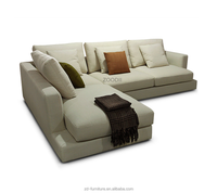 S116 modern furniture used fabric sofa for sale