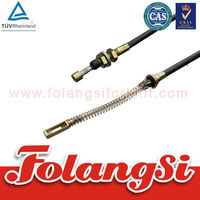 Forklift Parts Parking Brake Cable HELI 2~3.5T,MAXIMAL 2~3.5T,JAC 2~3.5T RH