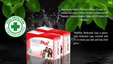 Mediplus medicated soap 70gr