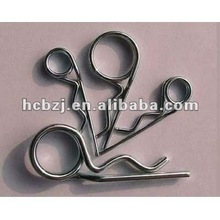 produce double rings hair pin R spring cotter pin DIN11024