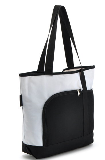 High Quality Foldable 600D Polyester Bag Polyester Tote Bag Shopping Storage Bag