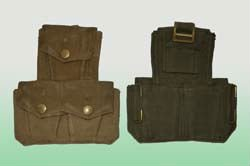 Army Military Issue Webbing Pouches ww2 pattern