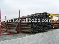 we can offer the best price of steel pipe and seamless steel pipe