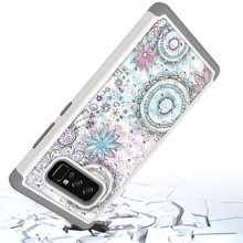 Free Sample Back Cover Colorful Printing Cell Phone Case For Samsung Galaxy Note 8