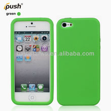 New Design Fashionable Silicon Cell Phone Cover for iphone5