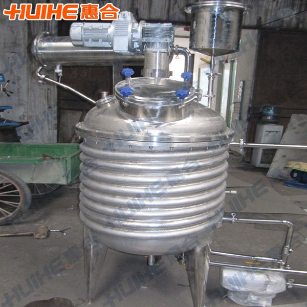 Limpet Coil Jacket Reactor