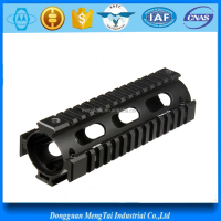 black anodize cnc machining custom precision parts