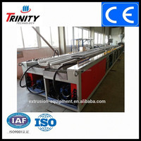 China made trinity-brand downstream equipment for extrusion line