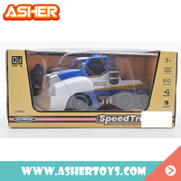 wholesale toy car dump models container rc truck for kids