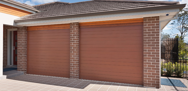 pu sandwich panel garage door for garage