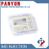 ABS 3D injection panel, IMD In-Mold Decoration Injection Plastics
