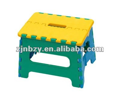 2018 ZY-S02 Plastic folding stools kid's stool plastic stacking stools