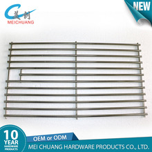 Stainless steel microwave cleaning oven grill rack