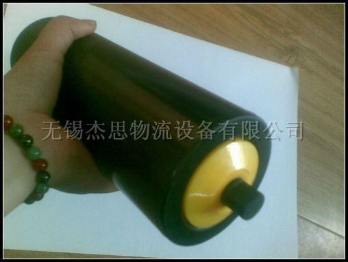 Static Spraying Plastic conveyor roller,plastics painting conveyor rollers