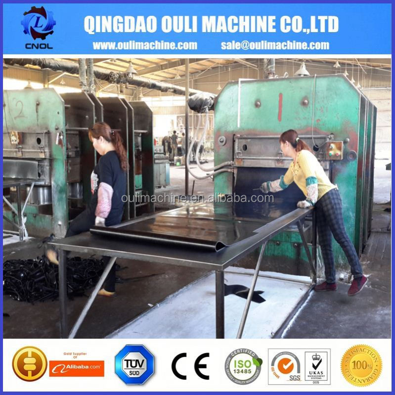 Excellent Quality 100Ton Vacuum Chamber Heat Press Machine