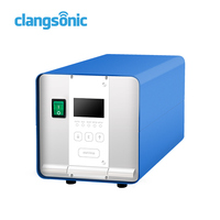 Clangsonic ultrasonic wave generator for ultrasonic cleaner