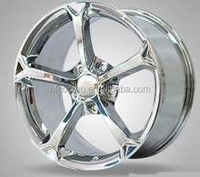aluminum alloy wheel rim 13-22 inch, 4/5/6/8 hole for Koenigsegg/Seat/ Spyker/Saab
