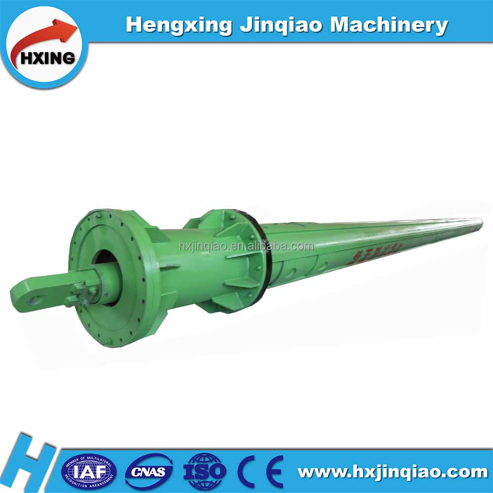 Hot sale Rotary drilling rig spare parts of frictional Kelly bar for earth foundation