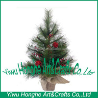 60cm Small Decoration pine Xmas table Tree