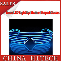 Beautiful LED glass lens with different shapes