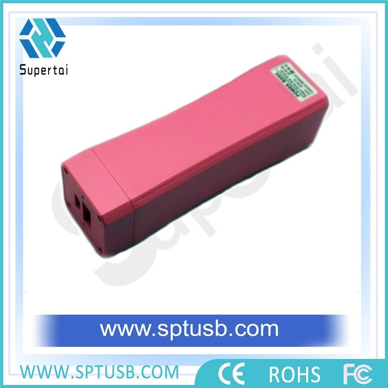 Universal Power bank charger 2600mah gift power tools mobile phone bateria externa batery portable powerbank