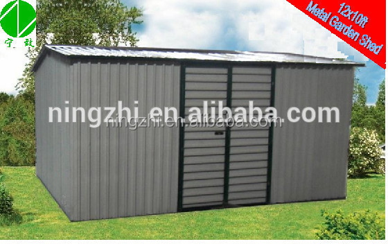 China Storage Shed size 12x10ft , 10x8ft ,8x8ft in yard Garden