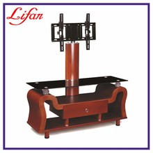 Moderne Günstige Holz Wohnzimmer Möbel Tv Rack Design Mit Halterung