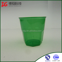 China Manufacturer 12Oz Disposable Transparent Plastic Cup Small Plastic Sample Cups