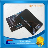 China manufactured hard plastic business cards