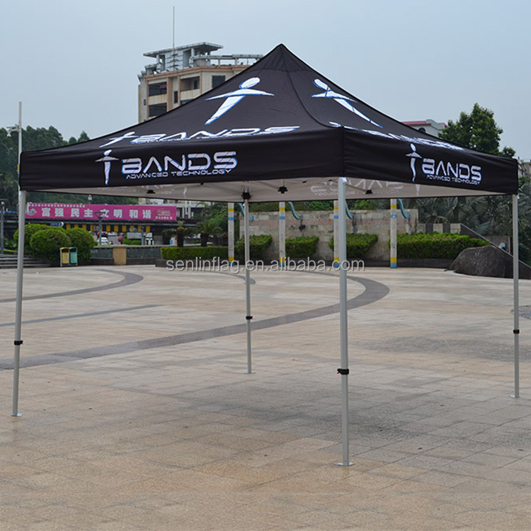 High Quality Sturdy Frame Pop Up EZ Style Canopy Separately Rust Free Aluminum Tent