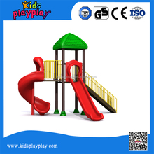 Outdoor playground spring horse Used amusement equipment for kids
