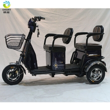 3 seat motorcycle truck 3-wheel tricycle for adults