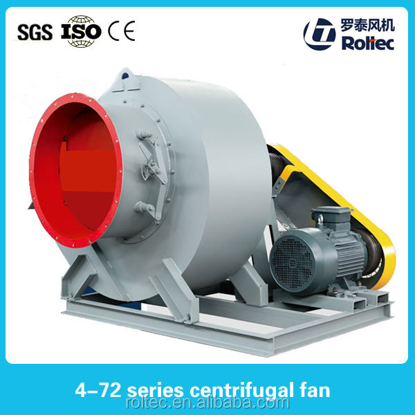 Best price 4-72 positive pressure ventilation in workshops/centrifugal blower/centrifugal fan