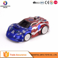 Remote controlled toy rechargeable plastic mini car toys , rc drift car