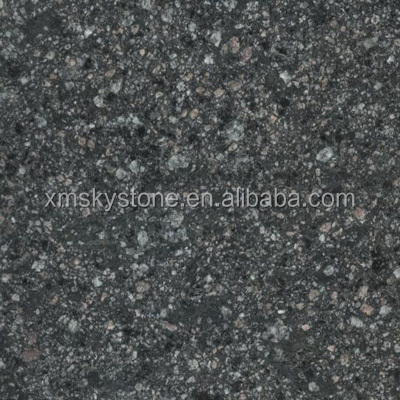 blue Green Porphyry granite flamed tiles slabs