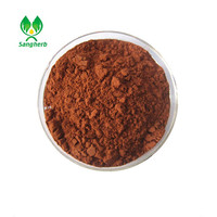 GMP factory supply saffron extract powder with safranal for high quality